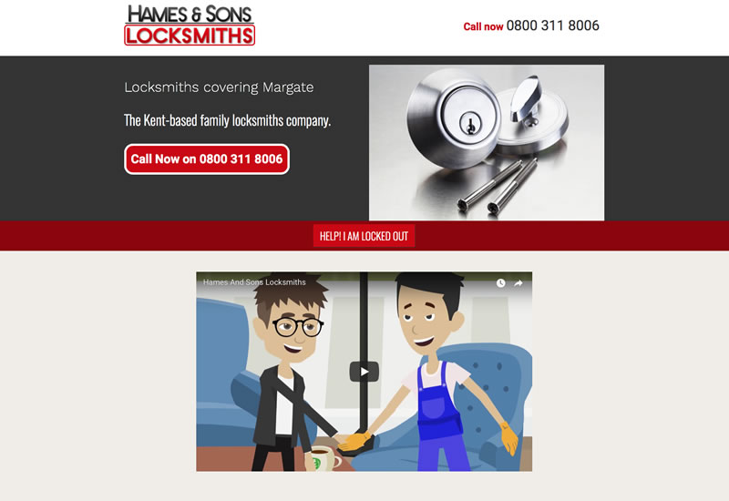 Hames and Sons Locksmiths