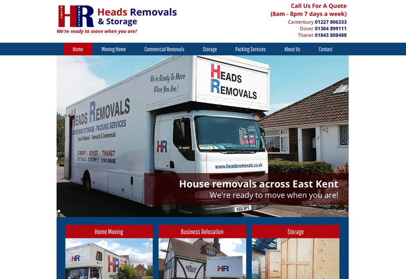 Heads Removals